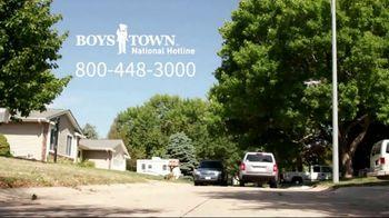 Boys Town National Hotline TV Spot, 'Drone' - Thumbnail 7