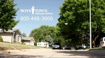 Boys Town National Hotline TV Spot, 'Drone' - Thumbnail 8