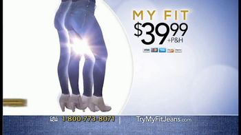 My Fit Jeans TV Spot, 'Never Try Jeans On Again' - Thumbnail 9