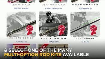 Mud Hole Custom Tackle TV Spot, 'Rod Kits' - Thumbnail 4