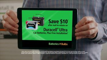 Batteries Plus TV Spot, 'I'd Like You to Do It: Save $10' - Thumbnail 7