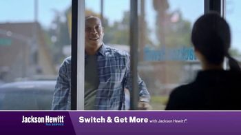 Jackson Hewitt TV Spot, 'All the Benefits of a Tax Pro' - Thumbnail 2