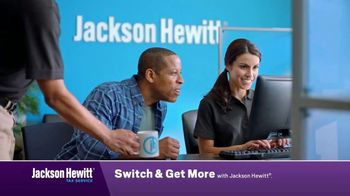 Jackson Hewitt TV Spot, \'All the Benefits of a Tax Pro\'