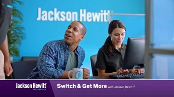 Jackson Hewitt TV Spot, 'All the Benefits of a Tax Pro' - Thumbnail 6