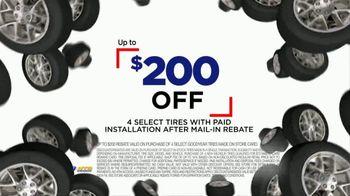 National Tire & Battery Big Brands Bonus Month TV Spot, 'Save: Michelin'