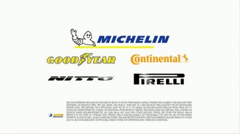 National Tire & Battery Big Brands Bonus Month TV Spot, 'Save: Michelin' - Thumbnail 5