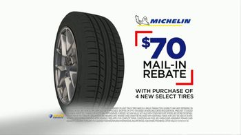 National Tire & Battery Big Brands Bonus Month TV Spot, 'Save: Michelin' - Thumbnail 6