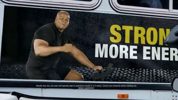 Nugenix TV Spot, 'Billboard' Featuring Frank Thomas