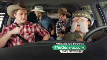 The General TV Spot, 'Cruising Cowboys' - Thumbnail 1