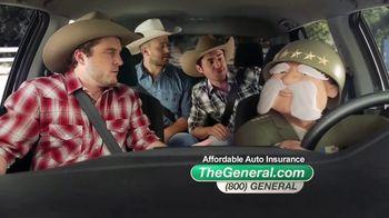 The General TV Spot, 'Cruising Cowboys' - Thumbnail 4