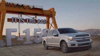 2018 Ford F-150 TV Spot, 'Brainiac Smart: F-Series' [T1] - Thumbnail 10