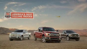 2018 Ford F-150 TV Spot, 'Brainiac Smart: F-Series' [T1] - Thumbnail 7