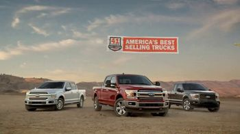2018 Ford F-150 TV Spot, 'Brainiac Smart: F-Series' [T1] - Thumbnail 8