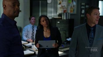 Microsoft Office TV Spot, 'Lethal Weapon: Psych' Featuring Damon Wayans - Thumbnail 3