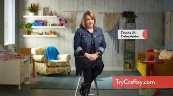 Craftsy TV Spot, 'Streaming Video for Crafters' - Thumbnail 7