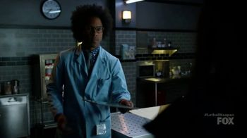 Microsoft Surface TV Spot, 'Lethal Weapon: Reports' Ft. Johnathan Fernandez - Thumbnail 4