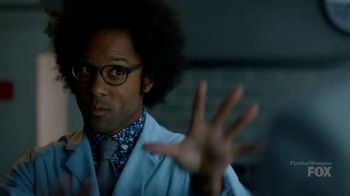 Microsoft Surface TV Spot, 'Lethal Weapon: Reports' Ft. Johnathan Fernandez - Thumbnail 7