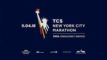 New York Road Runners TV Spot, '2018 TCS New York City Marathon' - Thumbnail 9