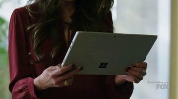 Microsoft Surface TV Spot, 'Lethal Weapon: Reputation' Ft. Jordana Brewster - Thumbnail 1