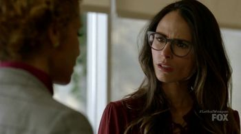 Microsoft Surface TV Spot, 'Lethal Weapon: Reputation' Ft. Jordana Brewster - Thumbnail 6