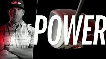 Wilson Staff C300 Driver TV Spot, 'The Face of Power' - Thumbnail 2