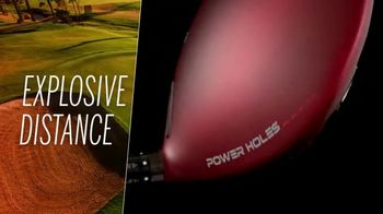 Wilson Staff C300 Driver TV Spot, 'The Face of Power'