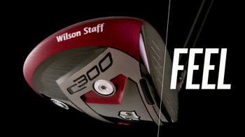 Wilson Staff C300 Driver TV Spot, 'The Face of Power' - Thumbnail 9