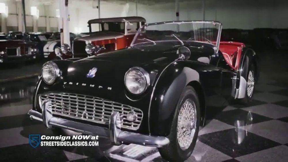 Streetside Classics TV Commercial, \'Welcome to Streetside Classics ...