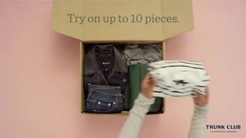 Trunk Club for Women TV Spot, 'Ready to Try Something Different?' - Thumbnail 7