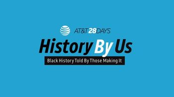AT&T TV Spot, 'Black History Month: History by Us' - Thumbnail 5