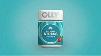 Olly Nutrition Goodbye Stress Gummies TV Spot, 'Calm the Crazy' - Thumbnail 1