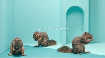 Olly Nutrition Goodbye Stress Gummies TV Spot, 'Calm the Crazy' - Thumbnail 9