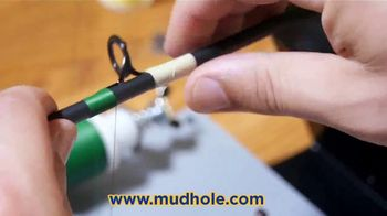 Mud Hole Custom Tackle Rod Kits TV Spot, 'Build It to Your Specifications' - Thumbnail 5