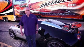 Reliable Carriers TV Spot, 'Velocity: Barrett-Jackson' - Thumbnail 1