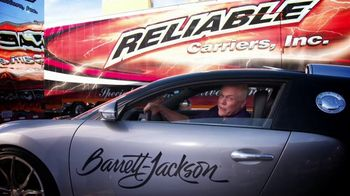 Reliable Carriers TV Spot, 'Velocity: Barrett-Jackson'