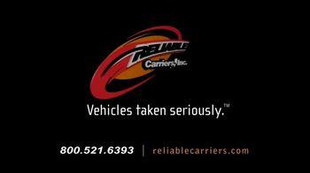 Reliable Carriers TV Spot, 'Velocity: Barrett-Jackson' - Thumbnail 8
