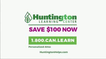 Huntington Learning Center TV Spot, 'Struggling in School: Save $100' - Thumbnail 8