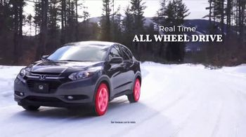 Honda Bring On Winter Sales Event TV Spot, 'Own the Road' [T2] - Thumbnail 3