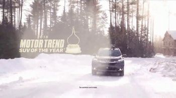 Honda Bring On Winter Sales Event TV Spot, 'Own the Road' [T2] - Thumbnail 5