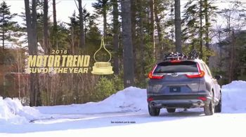 Honda Bring On Winter Sales Event TV Spot, 'Own the Road' [T2] - Thumbnail 6