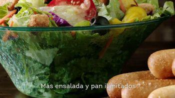 Olive Garden Never Ending Classics TV Spot, 'It's Back!' [Spanish] - Thumbnail 7