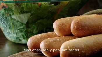 Olive Garden Never Ending Classics TV Spot, 'It's Back!' [Spanish] - Thumbnail 8