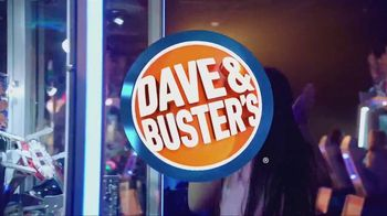 Dave and Buster's TV Spot, 'The Four Greatest Games' - Thumbnail 1