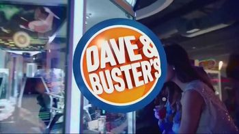 Dave and Buster's TV Spot, 'Greatest Hits: Play Four Games Free' - Thumbnail 1