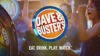 Dave and Buster's TV Spot, 'Greatest Hits: Play Four Games Free' - Thumbnail 8