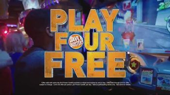 Dave and Buster's TV Spot, 'Greatest Hits: Play Four Games Free' - Thumbnail 7