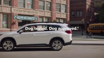 Subaru TV Spot, 'Dog Tested: Drop Off' [T1] - Thumbnail 9