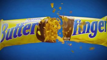 Butterfinger TV Spot, 'Own Every Messy Bit' Song by Flo Rida
