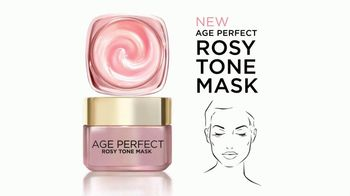 L'Oreal Paris Age Perfect Rosy Tone Moisturizer TV Spot, 'Cell Renewal' - Thumbnail 9