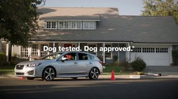 Subaru Impreza Sport TV Spot, 'Dog Tested: Driving Lesson' [T1] - Thumbnail 10